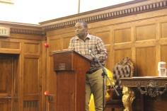 Dr Evanson Kamuri (KNH)